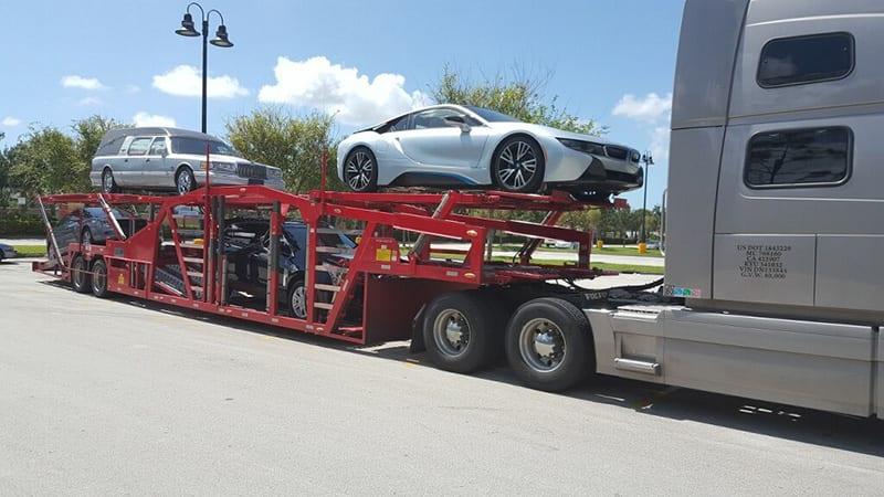 Car Transport In America