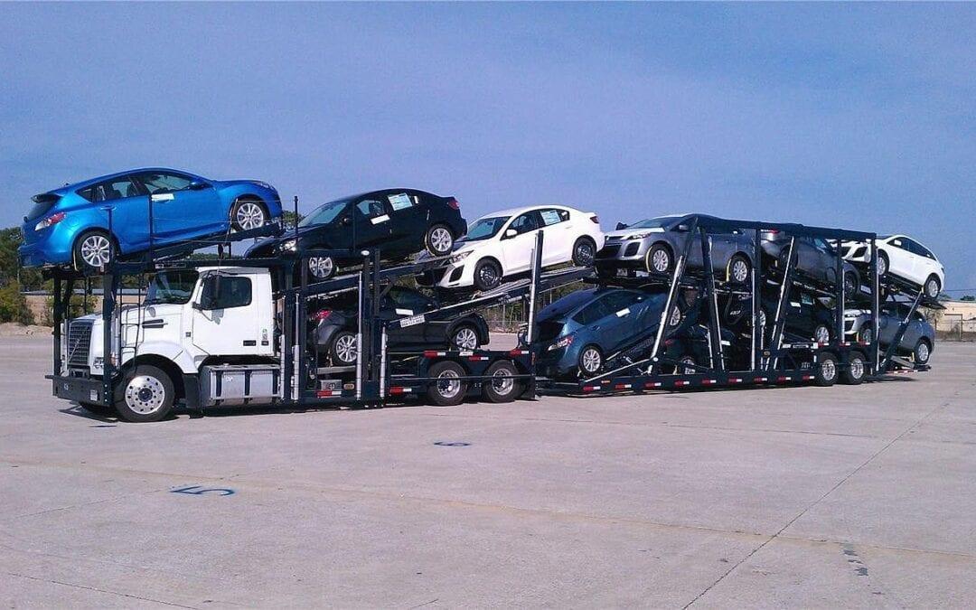 Car hauler 11