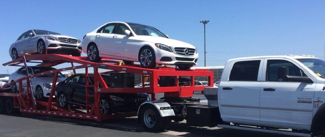 Car hauler 13