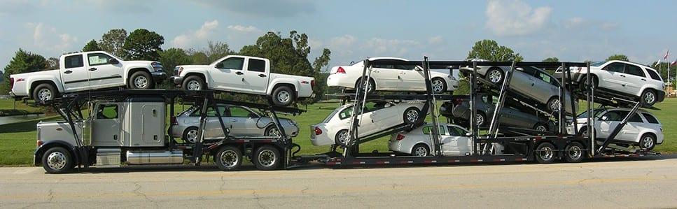 Car hauler 15
