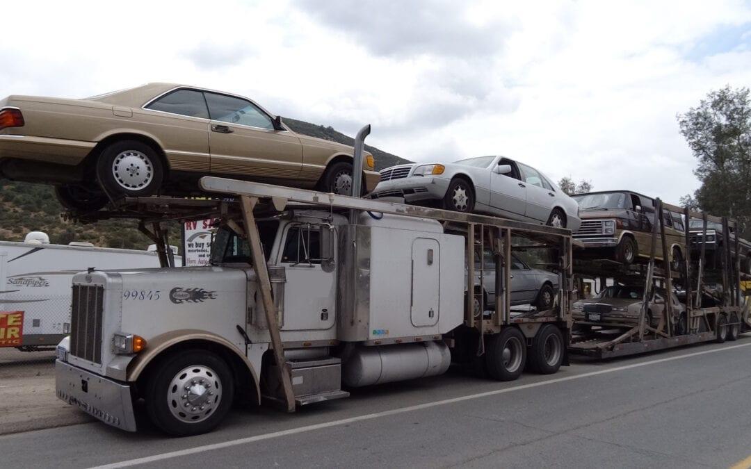 Car hauler 7