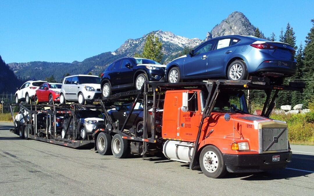 Car hauler 8