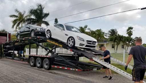 Open-Transport-Auto