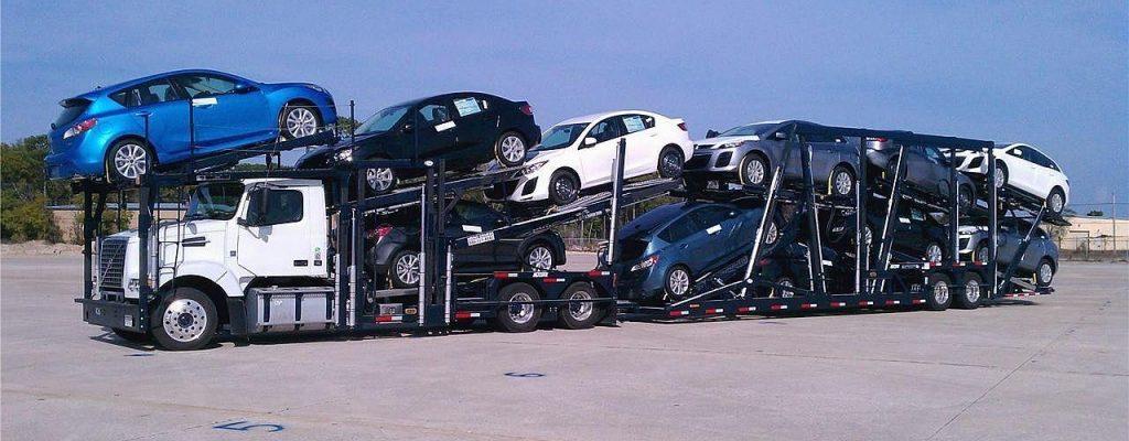 car shipping services