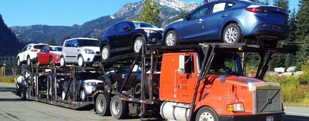 Car shipping from Ohio